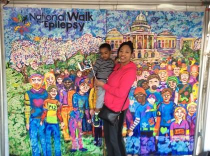 Epilepsy Walk 6