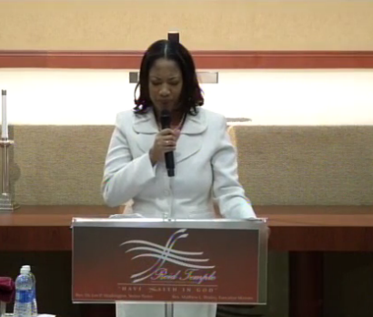 "(VIDEO) Women's Day Sermon ""Greater is Coming!"""