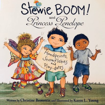 Autism Awareness Month Book Review: Stewie Boom! and Princess Penelope