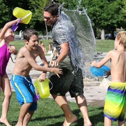 Partner Post: Want To Survive Summer Vacation With Your Kids? Then Do This!