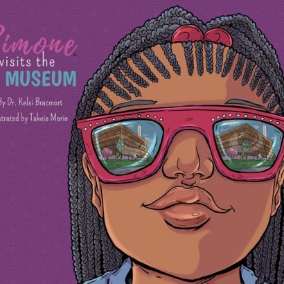 Book Review: Simone Visits the Museum