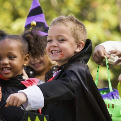 Partner Post: Halloween Horrors – Keeping Kids Safe This Holiday